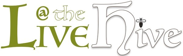 live at the hive logo 3